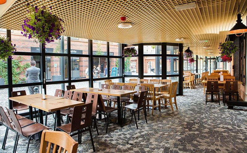 restauracja Browar Lubicz