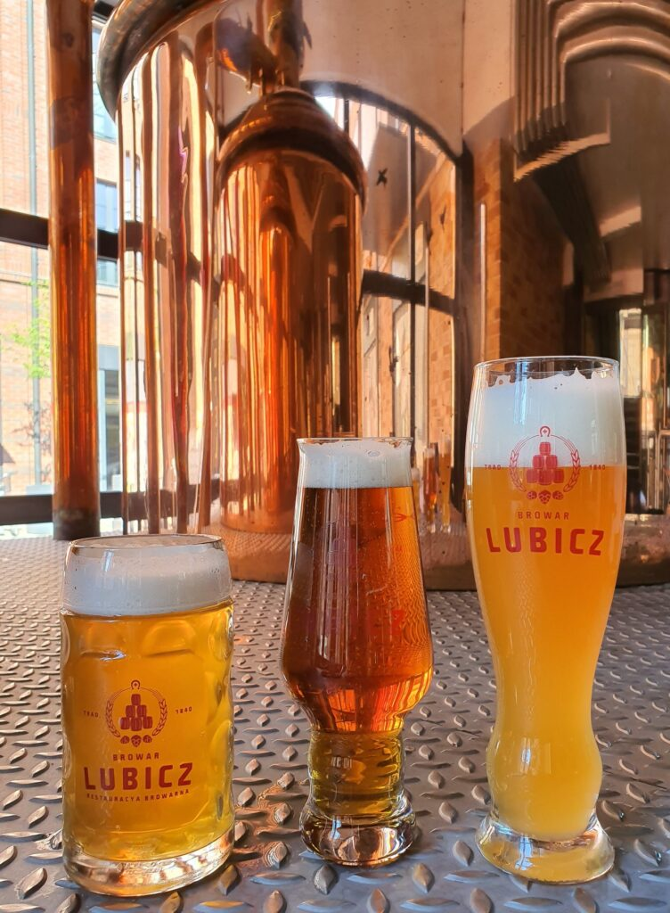 piwo browar Lubicz